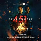 FAHRENHEIT 451 (MUSIQUE) - ANTONY PARTOS - MATTEO ZINGALES (CD)