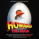 HOWARD, UNE NOUVELLE RACE DE HEROS (HOWARD THE DUCK) MUSIQUE - JOHN BARRY (3 CD)