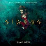 SIRENS (MUSIQUE INSPIREE DE L'ODYSSEE) - CRAIG SAFAN (CD)