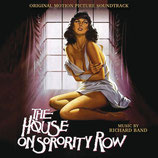 THE HOUSE ON SORORITY ROW - RICHARD BAND (CD + AUTOGRAPHE)