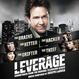 LEVERAGE (MUSIQUE SERIE TV) - JOSEPH LODUCA (CD)