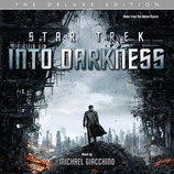 STAR TREK INTO DARKNESS (MUSIQUE DE FILM) - MICHAEL GIACCHINO (2 CD)