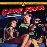 LES NERFS A VIF (CAPE FEAR) MUSIQUE DE FILM - BERNARD HERRMANN (CD)