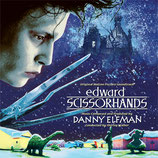 EDWARD AUX MAINS D'ARGENT (EDWARD SCISSORHANDS) - DANNY ELFMAN (CD) INTRADA