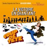 LA VICTOIRE EN CHANTANT / COUP DE TETE - PIERRE BACHELET (CD)