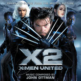 X-MEN 2 (MUSIQUE DE FILM) - JOHN OTTMAN (2 CD)