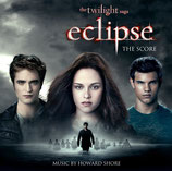 TWILIGHT CHAPITRE 3 - HESITATION (ECLIPSE) - HOWARD SHORE (CD)