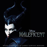 MALEFIQUE (MALEFICENT) MUSIQUE DE FILM - JAMES NEWTON HOWARD (CD)