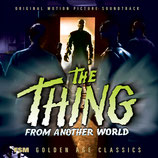 LA CHOSE D'UN AUTRE MONDE (THE THING) - DIMITRI TIOMKIN (CD)