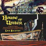 LA CHUTE DE LA MAISON USHER (HOUSE OF USHER) - LES BAXTER (CD)