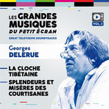 LA CLOCHE TIBETAINE (MUSIQUE SERIE TV) - GEORGES DELERUE (CD)