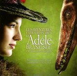 LES AVENTURES EXTRAORDINAIRES D'ADELE BLANC-SEC - ERIC SERRA (CD)
