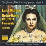 NOTRE DAME DE PARIS (MUSIQUE DE FILM) - GEORGES AURIC (CD)