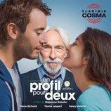 UN PROFIL POUR DEUX (MUSIQUE DE FILM) - VLADIMIR COSMA (CD)