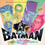 BATMAN (MUSIQUE DE FILM) - NELSON RIDDLE (CD)