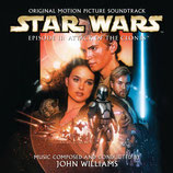 STAR WARS EPISODE 2, L'ATTAQUE DES CLONES (MUSIQUE) - JOHN WILLIAMS (CD)