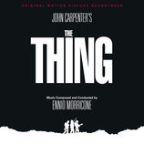 LA CHOSE (THE THING) MUSIQUE DE FILM - ENNIO MORRICONE (CD)