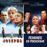 JOSEPHA / FEMMES DE PERSONNE (MUSIQUE) - GEORGES DELERUE (CD)