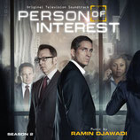 PERSON OF INTEREST SAISON 2 (MUSIQUE SERIE TV) - RAMIN DJAWADI (CD)