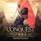 CONSTANTINOPLE (CONQUEST 1453) MUSIQUE - BENJAMIN WALLFISCH (CD)