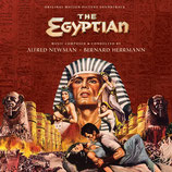 L'EGYPTIEN (THE EGYPTIAN) - BERNARD HERRMANN - ALFRED NEWMAN (2 CD)