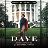 PRESIDENT D'1 JOUR (DAVE) MUSIQUE - JAMES NEWTON HOWARD (CD)
