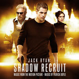 THE RYAN INITIATIVE (JACK RYAN SHADOW RECRUIT) - PATRICK DOYLE (CD)