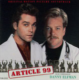 ARTICLE 99 (MUSIQUE DE FILM) - DANNY ELFMAN (CD)