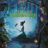 LA PRINCESSE ET LA GRENOUILLE (MUSIQUE DE FILM) - RANDY NEWMAN (CD)