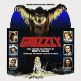 GRIZZLI, LE MONSTRE DE LA FORET (MUSIQUE) - ROBERT O. RAGLAND (CD)