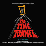 AU COEUR DU TEMPS (THE TIME TUNNEL) MUSIQUE - JOHN WILLIAMS (3 CD)