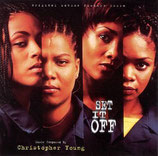 LE PRIX A PAYER (SET IT OFF) MUSIQUE DE FILM - CHRISTOPHER YOUNG (CD)