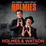 HOLMES & WATSON (MUSIQUE DE FILM) - MARK MOTHERSBAUGH (CD)