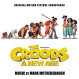 LES CROODS 2 : UNE NOUVELLE ERE (MUSIQUE) - MARK MOTHERSBAUGH (CD)