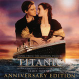 TITANIC (MUSIQUE DE FILM) - JAMES HORNER (2 CD)