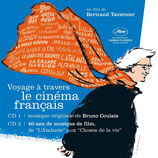 VOYAGE A TRAVERS LE CINEMA FRANCAIS (MUSIQUE) - BRUNO COULAIS (2 CD)
