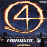 LES 4 FANTASTIQUES (FANTASTIC 4) - MUSIQUE DE FILM - JOHN OTTMAN (CD)