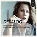 LE DECALOGUE (DEKALOG) MUSIQUE DE FILM - ZBIGNIEW PREISNER (CD)