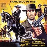 LA GRIFFE DU COYOTE (IL SEGNO DEL COYOTE) - FRANCESCO DE MASI (CD)