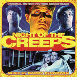 EXTRA SANGSUES (NIGHT OF THE CREEPS) MUSIQUE - BARRY DEVORZON (CD)