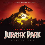 JURASSIC PARK COLLECTION (MUSIQUE DE FILM) - JOHN WILLIAMS (4 CD)
