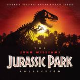 JURASSIC PARK COLLECTION (MUSIQUE DE FILM) - JOHN WILLIAMS (4 CD)