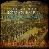 LA CHUTE DE L'EMPIRE ROMAIN (MUSIQUE) - DIMITRI TIOMKIN (2 CD)