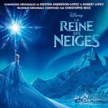 LA REINE DES NEIGES (DISNEY) MUSIQUE DE FILM - CHRISTOPHE BECK (CD)