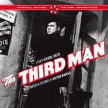 LE TROISIEME HOMME (THE THIRD MAN) MUSIQUE - ANTON KARAS (CD)