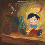 PINOCCHIO (DISNEY) - MUSIQUE DE FILM - LEIGH HARLINE (2 CD)