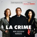 LA CRIME / MARQUIS (MUSIQUE DE FILM) - REINHARDT WAGNER (CD)