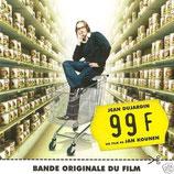 99 F (MUSIQUE DE FILM) - JEAN-JACQUES HERTZ (CD)