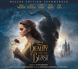 LA BELLE ET LA BETE (BEAUTY AND THE BEAST) - ALAN MENKEN (2 CD)