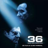 36 QUAI DES ORFEVRES (MUSIQUE DE FILM) - ERWANN KERMORVANT (CD)